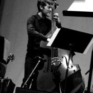 Riccardo-Grosso-CONTRABBASSO-blackwhite